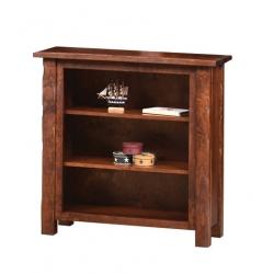 """Hand Hewn 36"""" Bookcase"""