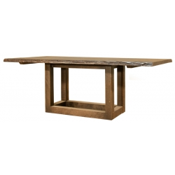 Knex Live Edge Dining Table