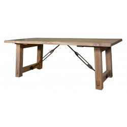 Benchmark Live Edge Dining Table