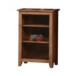 "Modern Mission 24"" x 36"" Bookcase"