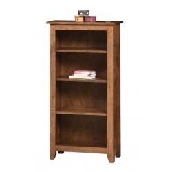 "Modern Mission 24"" x 48"" Bookcase"