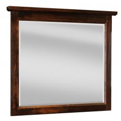 Rustic Algonquin Mirror