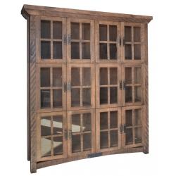 Rustic Carlisle Wall Cabinet