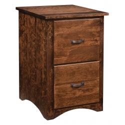 Shaker 2 Drawer File Cabinet