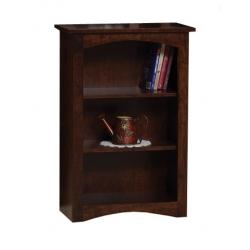 """Shaker 24"""" x 36"""" Bookcase"""
