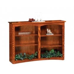 """Shaker 48"""" x 36"""" Bookcase"""