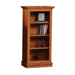"""Traditional 24"""" x 48"""" Bookcase"""