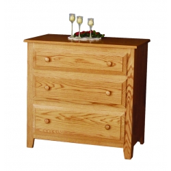 Miller's Traditional 3 Drawer Chest