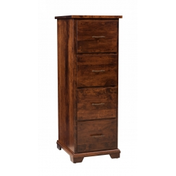 Bentley 4-Drawer File Cabinet