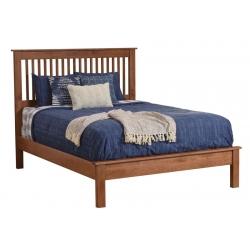 Millcraft Williamsport Slat Bed