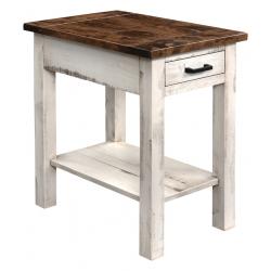 Madison Barn Floor Chair Side Table