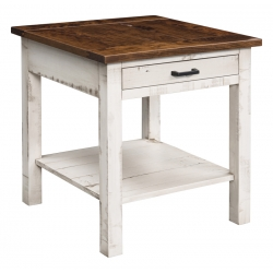 Madison Barn Floor End Table