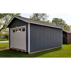 12 x 20 Duratemp Gable Garage