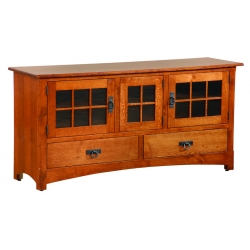 Winchester TV Stand - Mission Style