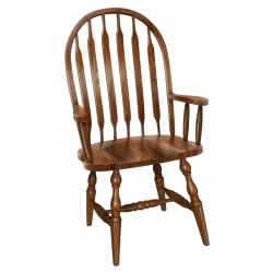 Arcadia Bent Paddle Arm Chair