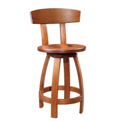 "Auglaize 24"" Bar Stool"