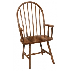 Bent Dowel Arm Chair