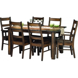 Burnwood Dining Set