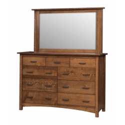 Emory Grand Double Mule Dresser