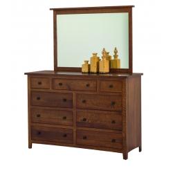 Royal Mission Mule Chest Dresser