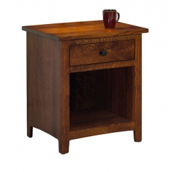 Royal Mission Open Nightstand