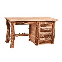 Aspen Knee-Hole Desk