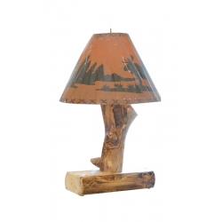 Rocky Mountain Aspen Table Lamp