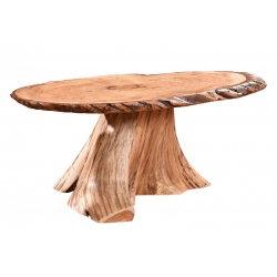 Balm of Gilead Stump Base Coffee Table
