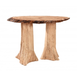 Balm of Gilead Double Stump Base Sofa Table