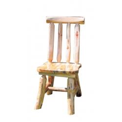 Knotty Pine Mini Chair