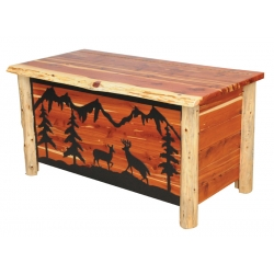 Northwood Blanket Chest