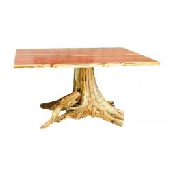 Red Cedar Dining Table