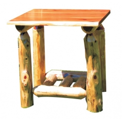 Northwood Red Cedar End Table