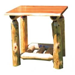 Northwood Red Cedar End Table