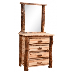 Country Classic Rocky Mountain Four Drawer Chest