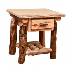 Country Classic Rocky Mountain Nightstand