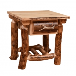 Rocky Mountain One Drawer Nightstand