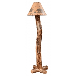 Rocky Mountain Aspen Floor Lamp