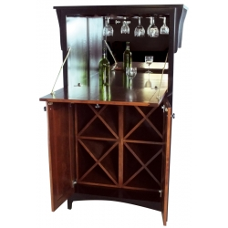 #3561 Wine Cabinet with X-Boxes