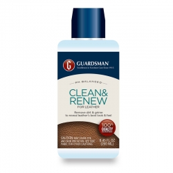 Guardsman Leather Clean & Renew
