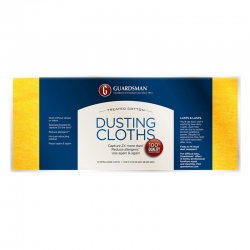 Guardsman Dusting Cloths - 12 Count