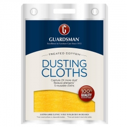Guardsman Dusting Cloths - 5 Count