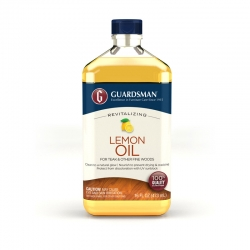 Guardsman Wood Revitalizing Lemon Oil