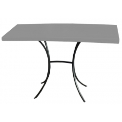 Retro Sofa Table Base