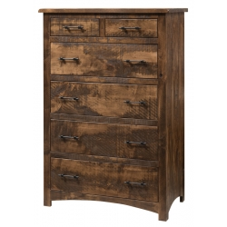 Barn Floor Chest of Drawers