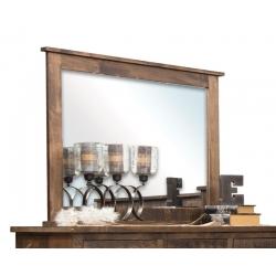 Barn Floor High Dresser Mirror