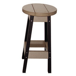 "15"" Round Bar Stool"