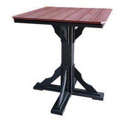 "36"" Pedestal Bar Table"