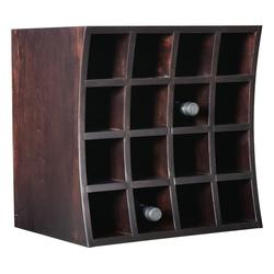 Inverted Wine Box