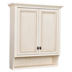Bathroom Wall Cabinet - Mitered Doors